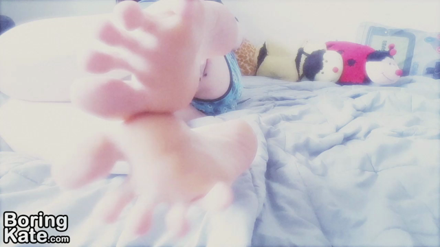 Cute Soles and Wiggly Toes