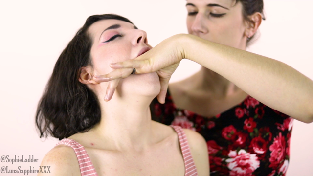 Mouth Fetish and Gagging