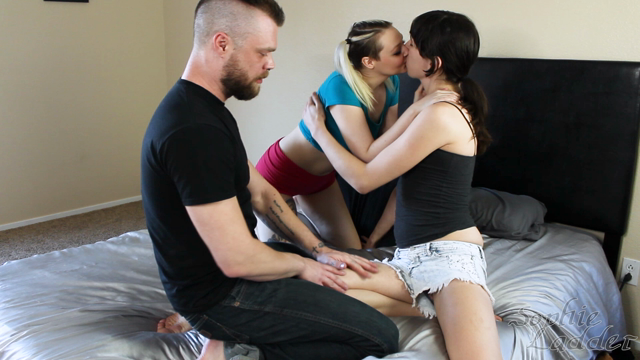 Threesome With My Best Friend and Her Brother
