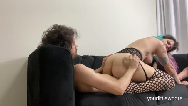 be my cuckold and watch me fuck my alpha
